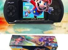 Pvp Handheld Video Game Console Light 3000