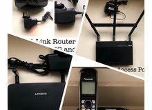 Routers - Access Point - Extender WIFI