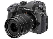 Camera  PANASONIC LUMIX GH5  + DJI RONIN-SC