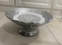 Silver platted decorative platter