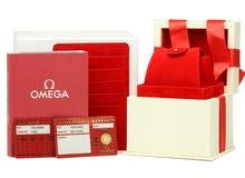 ساعة اوميجا اصلية نسائي شبه جديدة 22mm مع العلبة الاصلية والضمان OMEGA Constellation for women