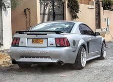 For sale 2003 Silver Mustang