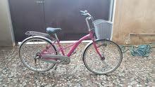 دراجه هوائيه بناتي وايضا يستخدم للاولاد