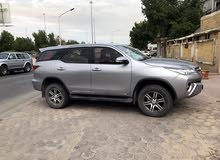 Used condition Toyota Fortuner 2016 with 60,000 - 69,999 km mileage