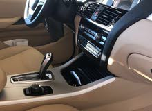 Automatic White BMW 2015 for sale