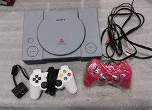 Used Playstation 1 for sale with high specs and add ons