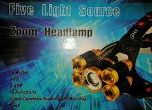 بيلة رأس لد - high power headlamp