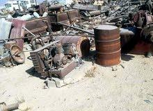 محلات القيسي لتجارة جميع انواع الحديد والمعادن (السكراب )