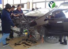 سجل في صيانة السيارات الكهربائية و الهايبرد