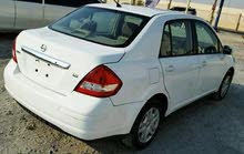 Nissan tiida GCC 2012 for sale excellent condition