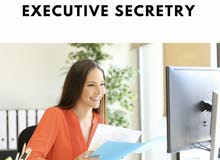 Executive Secretary Required