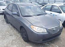 Hyundai Elantra 2008 For sale - Grey color
