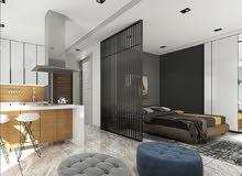 43 sqm  apartment for sale in Al Riyadh