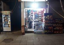 كفتيريا للبيع على الشارع الرئيسي بجبل الحسين  بموقع ممتاز