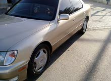Used condition Lexus LS 1999 with 1 - 9,999 km mileage