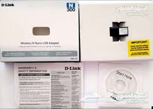 وايرليس Wireless USB نانو Nano للكمبيوتر المكتبي