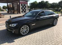 Used BMW 750 in Abu Dhabi