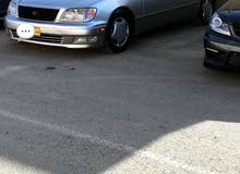 Lexus LS 400 car is available for sale, the car is in Used condition