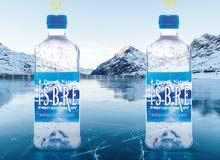 اسبري مياه طبيعية جليدية ، صديق الكلى ،  عرض خاص خصم 50% بسعر الجملة