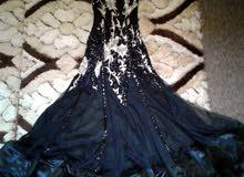 فستان سهرة استعمال بسيط للبيع