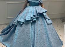 فستان جديدللخطبه والاعراس