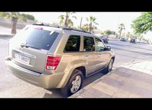 Gold Jeep Grand Cherokee 2005 for sale