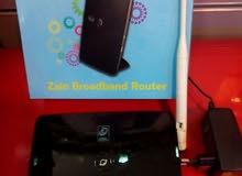 Router ZAIN 3G رواتر زين بحال الوكالة