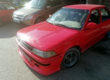 Used condition Toyota Corolla 1992 with 0 km mileage