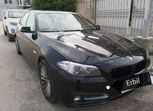 بي ام دبليو  BMW 528i 2014 خليجي وكالة مكفول للبيع او المراوس