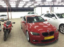 Red BMW 335 2009 for sale