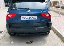 BMW X3 2.5 L V6