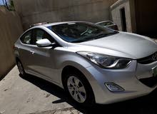 Renting Hyundai cars, Accent 2016 for rent in Amman city