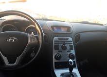 Hyundai Genesis Coupe car for sale 2010 in Tripoli city