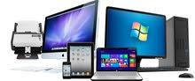 صيانة الطابعات و جميع الأجهزة ويندوز وماك