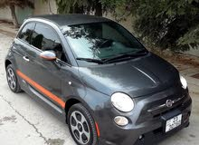 For sale Fiat 500e car in Amman