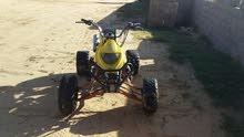 دراجة نارية اربع قمم للبيع تبي ترس 0926822181