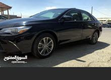Toyota Camry 2015 For sale - Black color