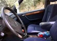 مرسيدس بطه E200 1991