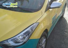 Automatic  2013 Elantra for rent