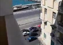 شقة لقطة للبيع بكليوباترا علي البحر باسكندرية