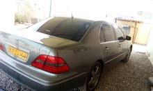 Gasoline Fuel/Power   Lexus LS 2001