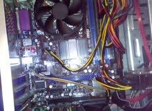 كمبيوتر مكتبي بمواصفات رائعة و بحالة جيدة