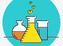 مطور + باحث متخصص في العلوم الصناعية والكيميائية