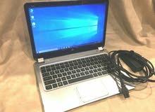 HP ENVY PRO 4-b000 CORE I5 رمات4 جيجا DDR3 هارد 320 ساتا جيل ثالث