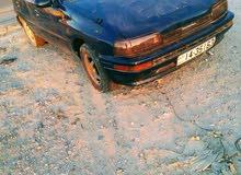 Blue Daihatsu Charade 1992 for sale