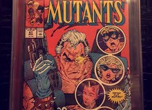 New Mutants #87 (1st Appearance of Cable)