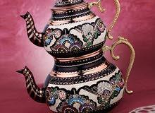 إبريق شاي تركي
