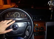 Automatic Mercedes Benz E 230 1992