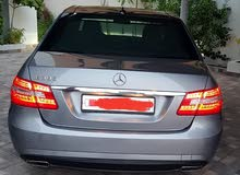 Mercedes E300 in very good condition