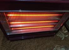 صوبة كهرباء عالية التدفئة